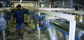 Mechanical & Pneumatic Conveying Plants