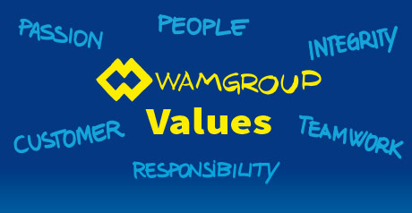 "buy popular 3067c 98c56 WAMGROUP ""Values"" Video"