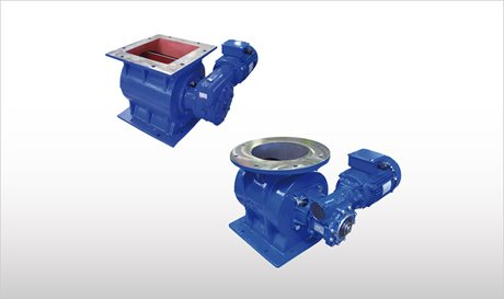 Drop-Through Rotary Valves - RV - RVR