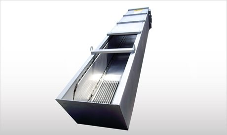 Sub-vertical Mechanical Bar Screens - GVB
